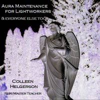 Aura Maintenance for Lightworkers and everyone else too!