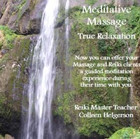 Meditative Massage – True Relaxation